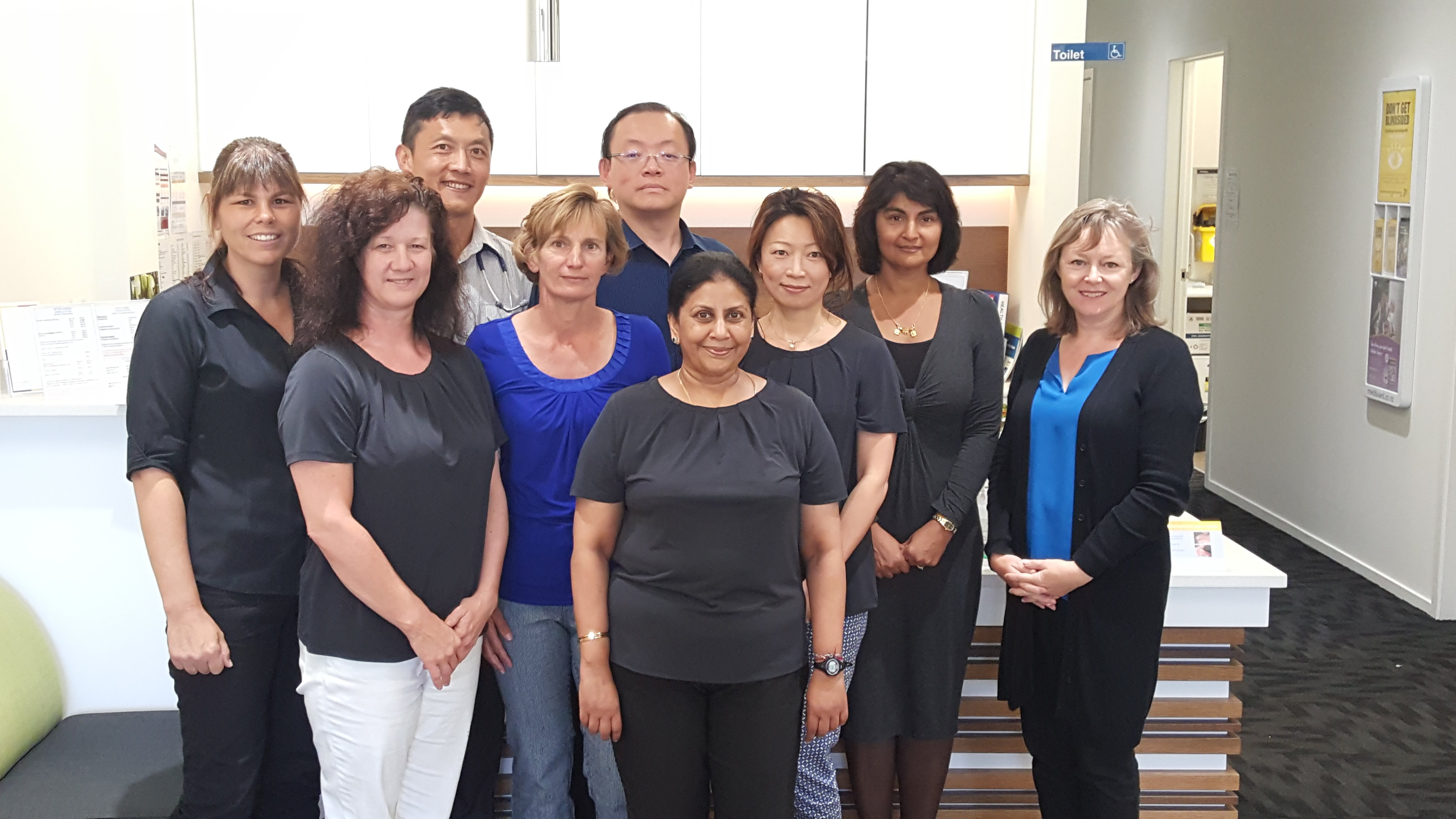Picton Surgery staff